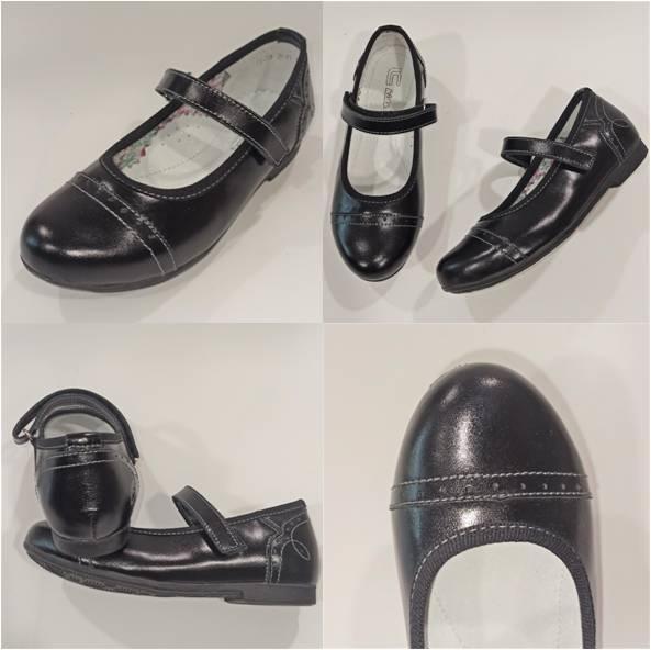 Школьные туфли девочке 30 размера 19,5 см, LCkids фото