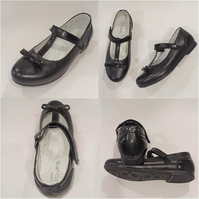 Кожаные туфельки девочке, LCkids фото