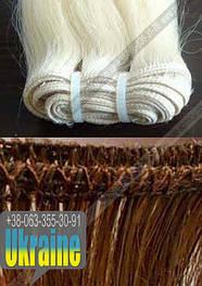 Натуральные европейские волосы в трессах