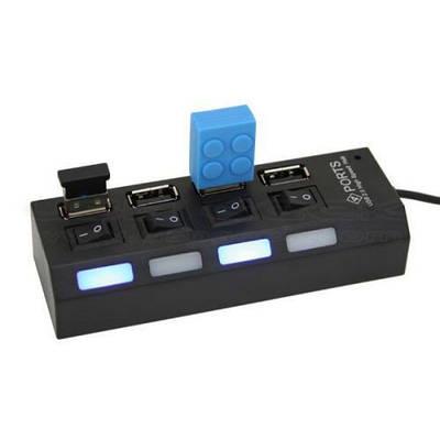 USB хаби, адаптери, кардрідери