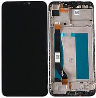 Дисплей для Asus ZenFone Max M2 ZB633KL, ZB632 (X01AD, X01BD) модуль (екран і сенсор) з рамкою, оригінал