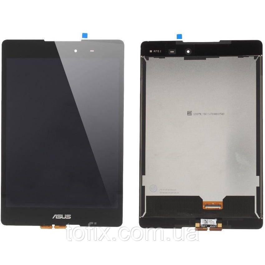 """Дисплей для Asus ZenPad 3 8.0"""" Z581KL, модуль (екран і сенсор), чорний, оригінал"""