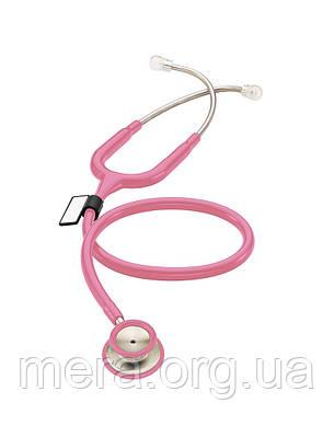 Стетофонендоскоп терапевтический MD One™ Stainless Steel Dual Head MDF 777, фото 2