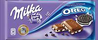 Шоколад Milka Oreo 100 г