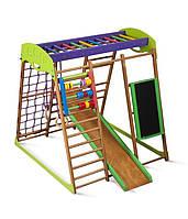 Детский спортивный комплекс для дома Карамелька Sportbaby