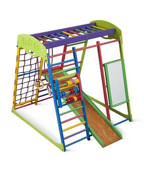 Дитячий спортивний комплекс для будинку Юнга Sportbaby