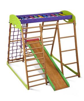 Дитячий спортивний комплекс для будинку Карамелька Міні Sportbaby