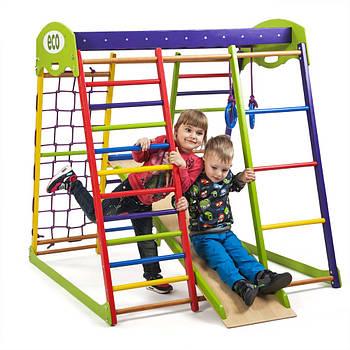 Дитячий спортивний комплекс для будинку Юнга Міні Sportbaby