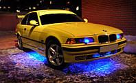 Подсветка днища на BMW