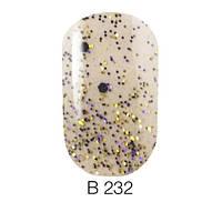 Гель-лак Naomi Brilliante Collection В232, 6 мл.