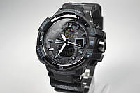 Часы Casio G-Shock GWA-1100 1-AER Matte Black