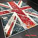 2х3 м. Килим британський прапор Kolibri 11197/140, фото 3