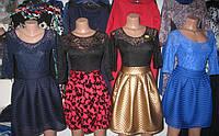женские платья новинка. размеры: 42-48