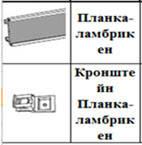 Ламбрекен-планка с встроенной липучкой, карниз для штор самогнущийся, с комплектацией