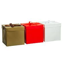 """Набор коробок """"Трио"""", 22 см."""