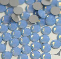 Стразы DMC Blue Opal ss3(1,4мм).Цена за 100шт.