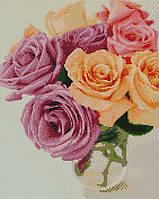 Алмазна мозаїка ArtStory Троянди 40*50см в коробці