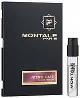 Пробник Montale Intense Cafe 2 ml Оригінал
