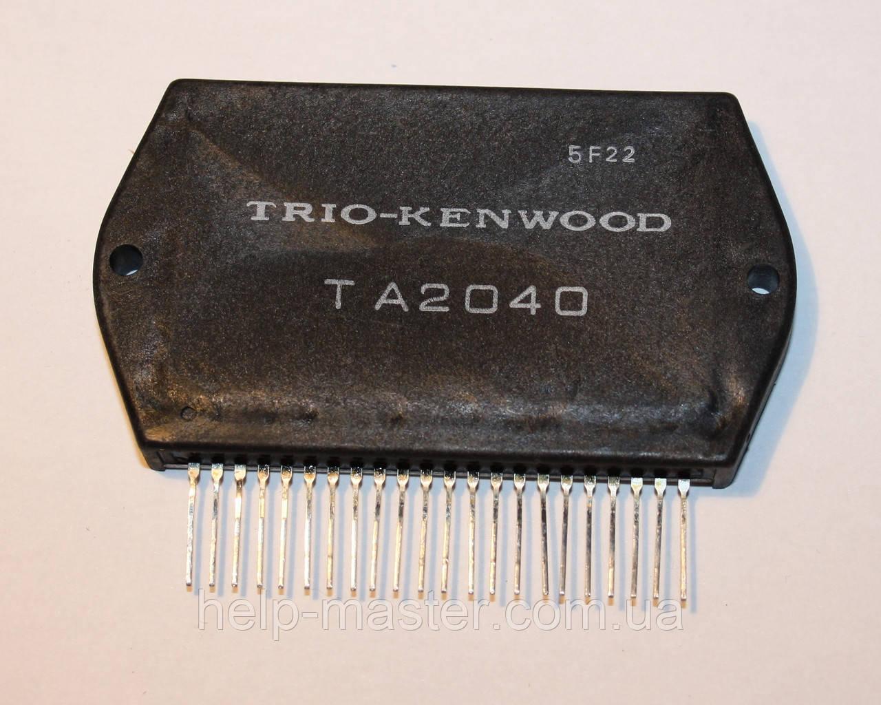 TA2040 (TRIO-KENWOOD)