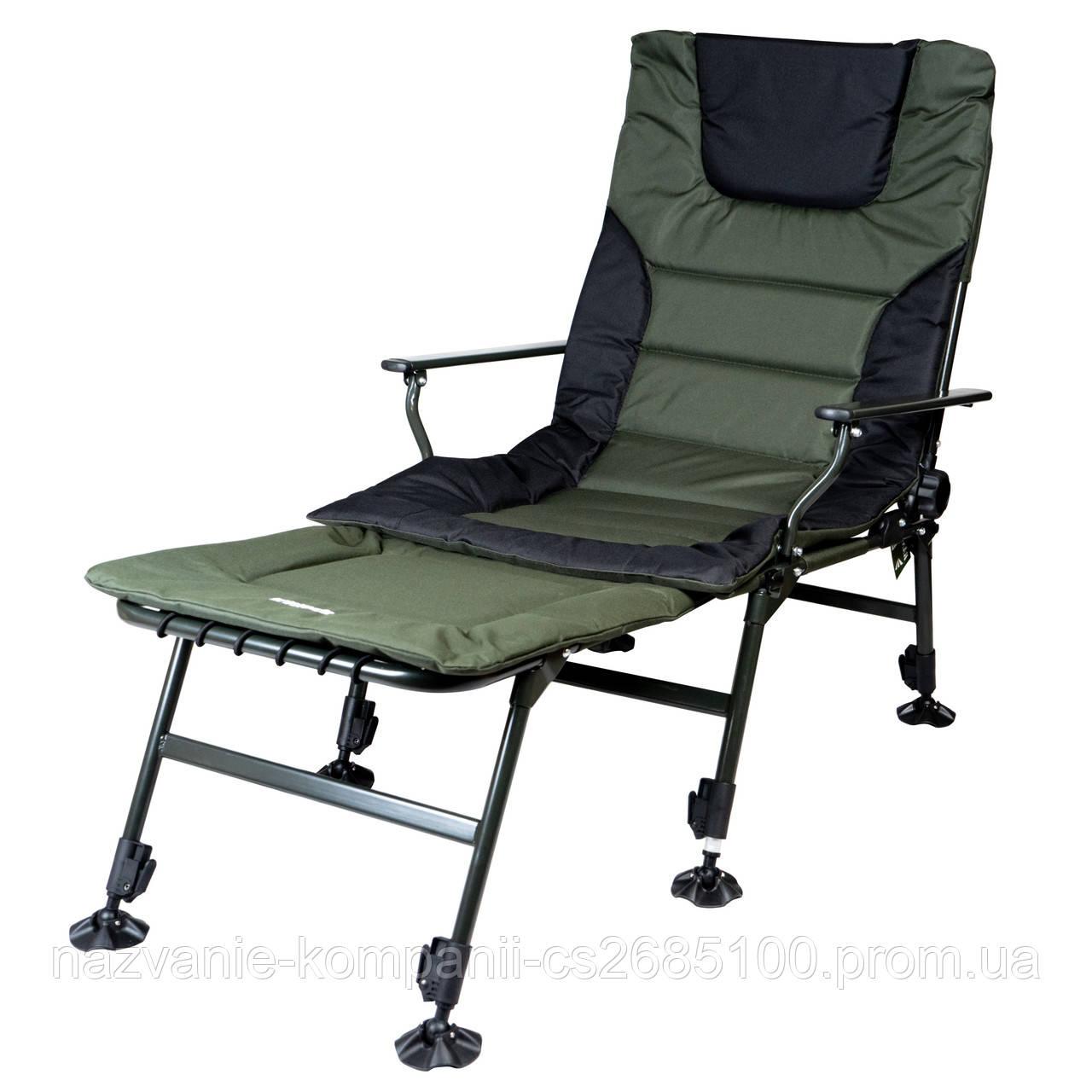 Коропове крісло Ranger Wide Carp SL-105+prefix