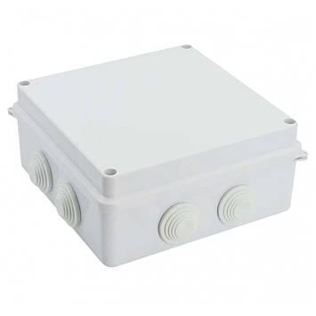 Розподільна коробка 150x150x70 ТАКЕЛ IP65, фото 2