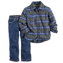 "Комплект штаны +рубашка ""Спорт"" 2т"