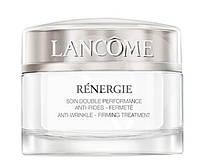 Lancome Крем для лица  укрепляющий, от морщин двойного действия Renergie Cream 50ml