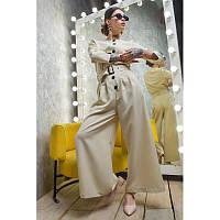 Женский комбинезон Сириус с брюками-клеш 44-50 размер разные цвета