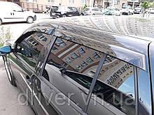 Вітровики Volkswagen Passat B5 седан 1997-2005, на скотчі