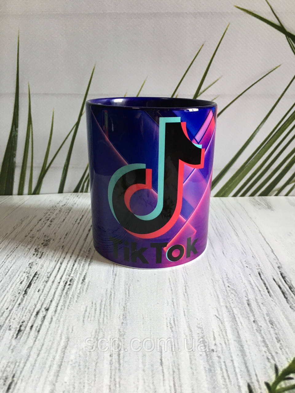 Чашка TikTok (ТикТок)