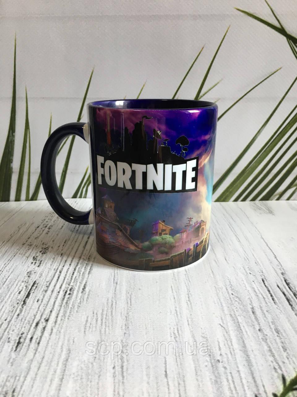 Чашка Fortnite (Фортнайт)