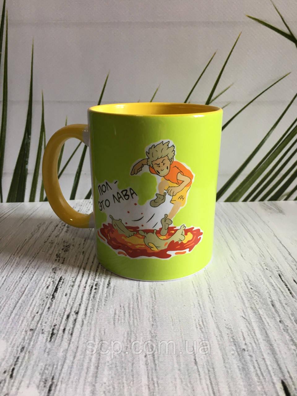 Чашка Влад А4