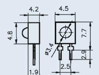 КТФ104А  Фототранзистор