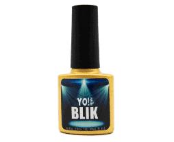Ультраглянцевый топ без липкого слоя Yo!Nails BLIK с УФ фильтром, 8 мл