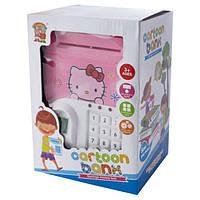 Детская Копилка сейф Elite Hello Kitty