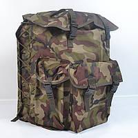 Вмістимий камуфляжний  туристичний  рюкзак  на  75л(DPM)