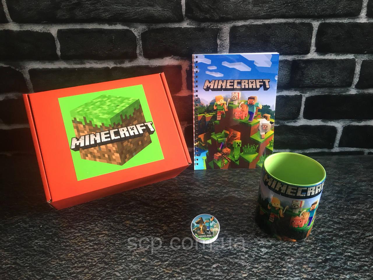 Міні-бокс Minecraft
