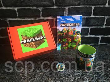Мини-бокс Minecraft