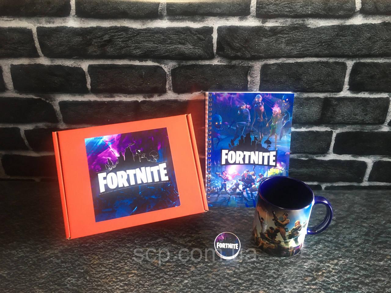 Мини-бокс Fortnite