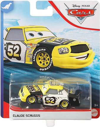 Тачки : Клод Скрагс (Disney and Pixar Cars Claude Scruggs) від Mattel, фото 2