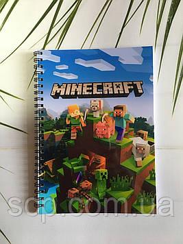 Блокнот Minecraft