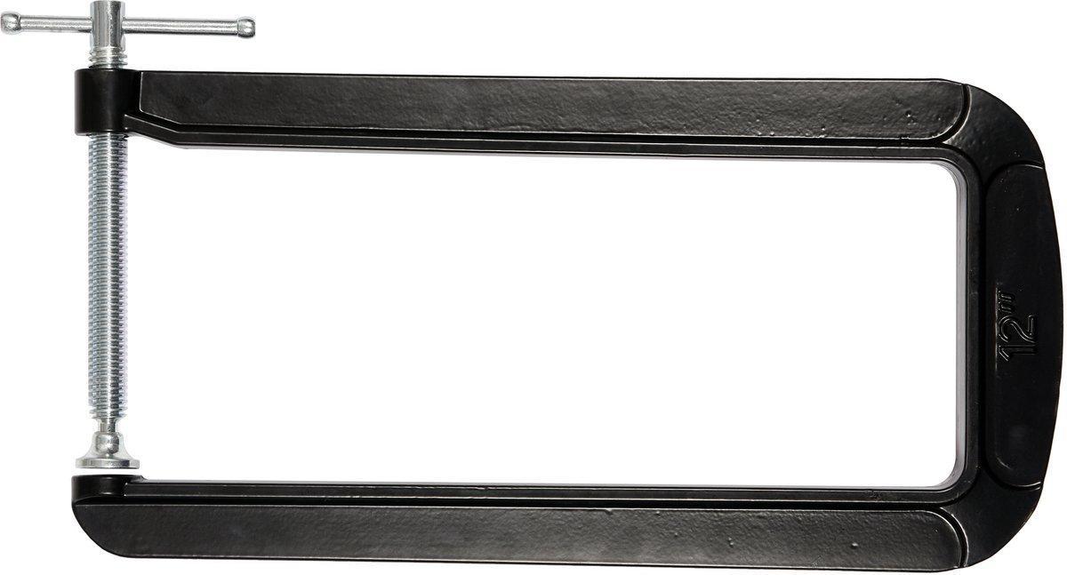 Зажим столярный 101x304 мм YATO YT-64192