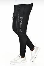 Мужские спортивные штаны David Gerenzo на манжетах трикотажные
