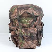 Вмістимий камуфляжний  туристичний  рюкзак  на  75л(Дубок)