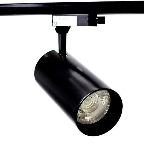 Світильник трековий світлодіодний 30Вт 220В Z-light ZL4015, чорний