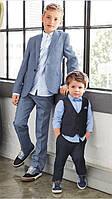 Костюмы нарядные и повседневные для мальчиков