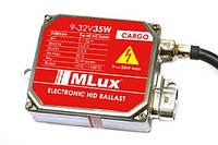 Блок розжига (балласт) MLux Cargo 35Вт 9-32В, фото 1