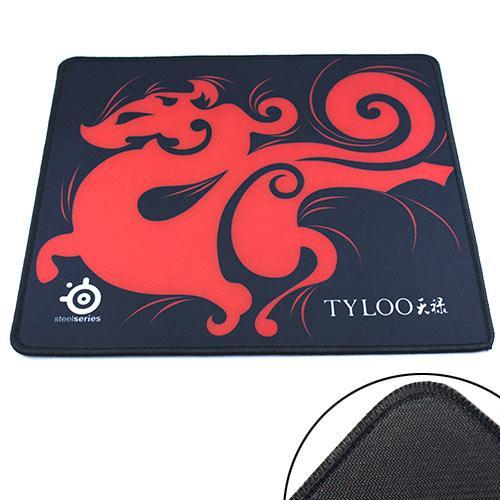 Ігрова поверхня, килимок для миші мишки ігровий 35х30см Tyloo