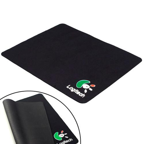 Килимок для комп'ютерної миші мишки Logitech 22х18см
