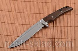 Нож Финка, эксклюзивная модель с упором, рукоять дерево Палисандра , фото 3